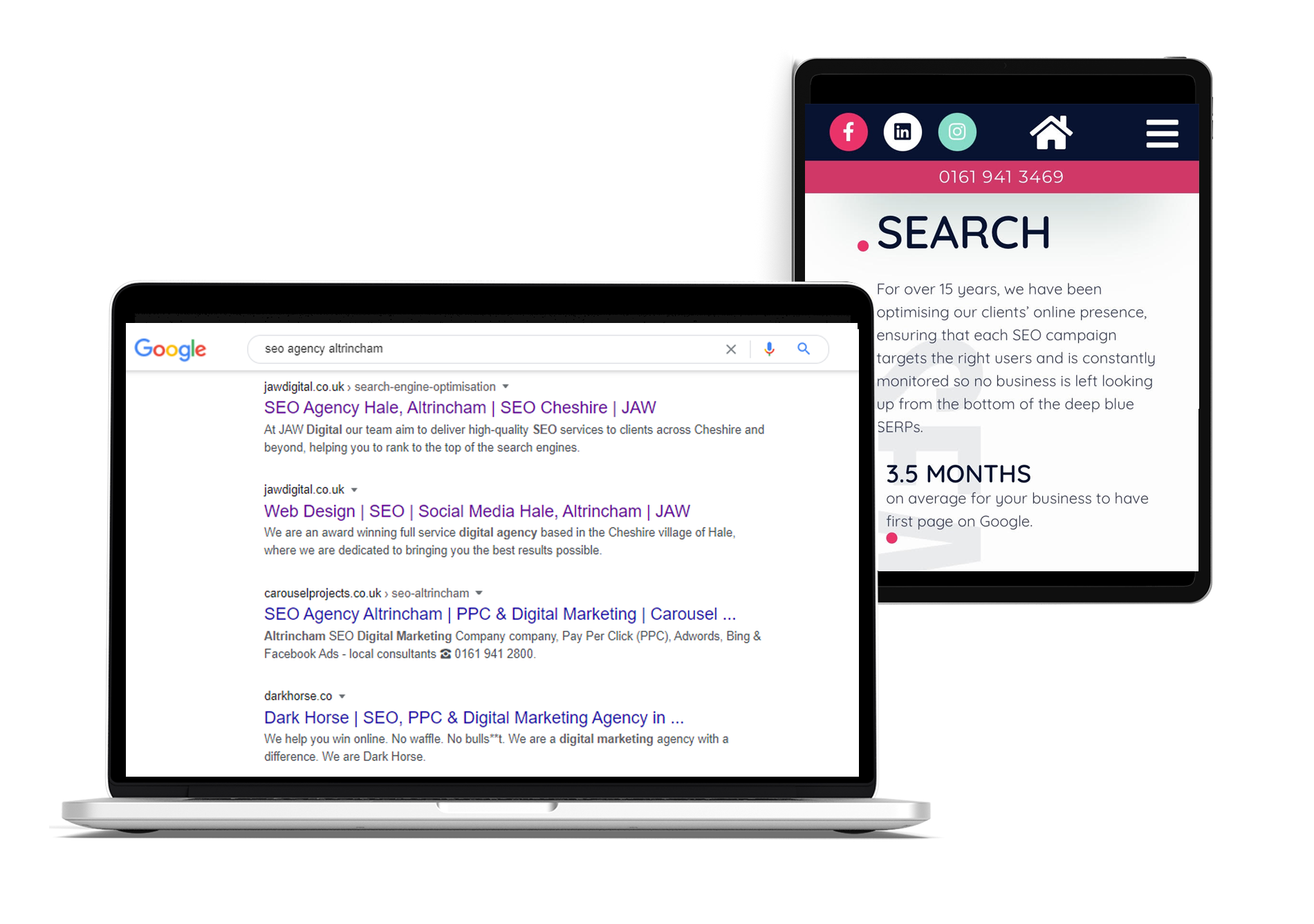 Search Engine Optimisation | Search